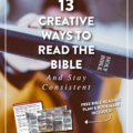 read the Bible - cover